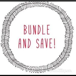 Bundle bundle bundle!